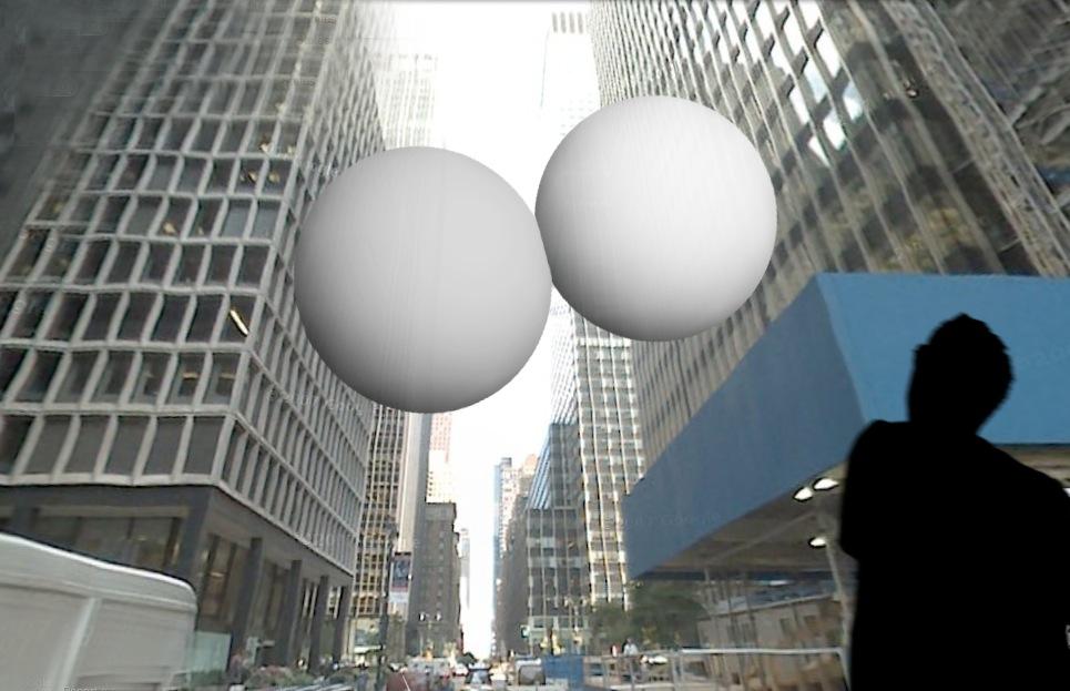 New York Magazine Public Art Proposal Blueprint