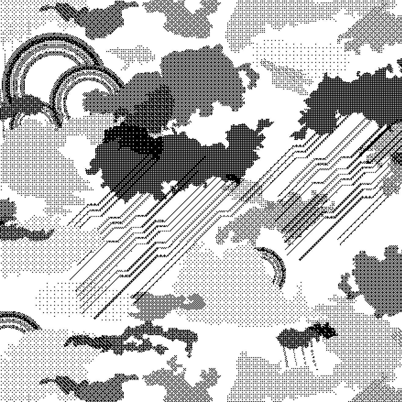 Good-For-All-Weather Camouflage Pattern